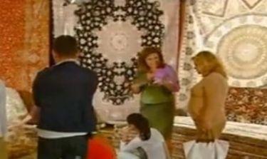 Δέσποινα Μοιραράκη: Πουλάει χαλιά σε εκπομπή στην… Αλβανία!