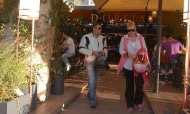 Αποστολάκης-Αναστασάκη: Ερωτευμένοι και... μηχανόβιοι