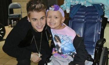Justin Bieber: Το δώρο του σε τετράχρονη με καρκίνο!