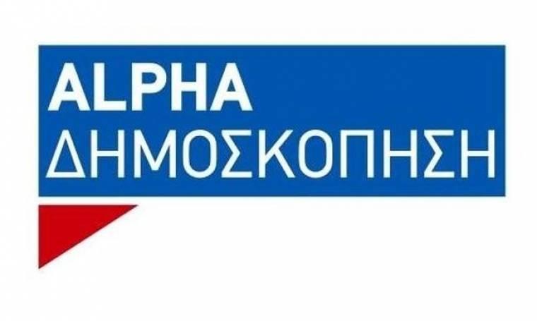Πρεμιέρα για την «Δημοσκόπηση Alpha»