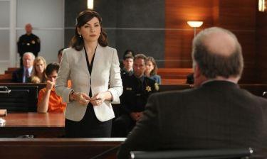 Πρεμιέρα απόψε ο τρίτος κύκλος της σειράς «Good Wife» στον ΣΚΑΪ
