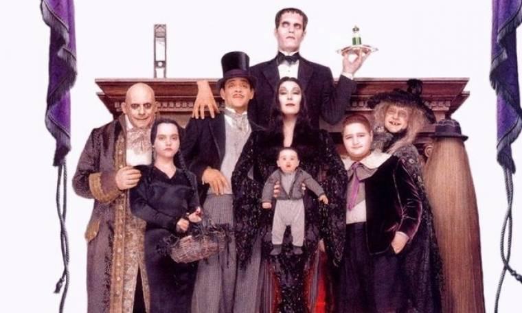 Πώς είναι σήμερα οι πρωταγωνιστές της σειράς «Οικογένεια Άνταμς»