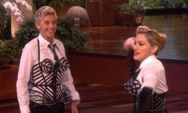 Ποιον έβαλε η Madonna να γίνει μούσκεμα στην Ellen, στη θέση της;