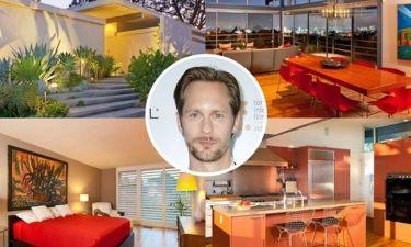 Alexander Skarsgard: Αγόρασε το πρώτο του σπίτι στο Λος Άντζελες