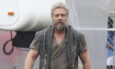 Russell Crowe: Νέες φωτογραφίες από το Noah