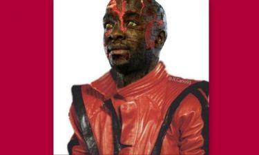 Ο Λασανά Ντιαρά στο… Thriller του Michael Jackson