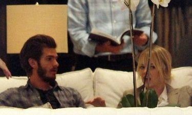 Andrew Garfield – Emma Stone: Ψάχνοντας για έπιπλα