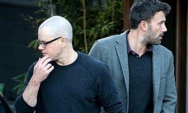 Ben Affleck – Matt Damon: Οι κολλητοί και πάλι μαζί σε ταινία