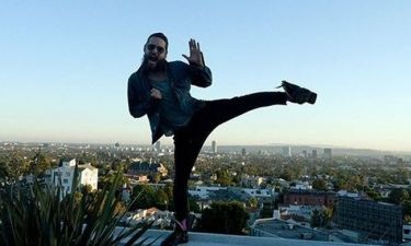 Ο Jared Leto φωτογραφίζεται για τον Terry Richardson