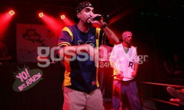 Stereo Mike-Ταραξίας ραπάρουν στο Γκάζι!