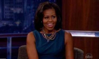 Όταν η Michelle Obama πήρε την ντουντούκα