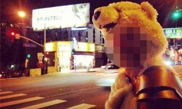 Ποιος γνωστός Έλληνας ηθοποιός ντύθηκε «αρκούδος»;
