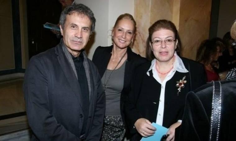 Ζεύγος Νταλάρα: Σπάνια έξοδος σε θεατρική παράσταση