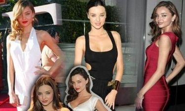 Ηot: Αυτές είναι οι καλύτερες red carpet και μη, εμφανίσεις του αγγέλου της Victoria's Secret, Miranda Kerr!!