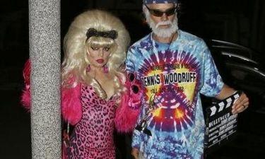 Μπορείτε να αναγνωρίσετε το διάσημο ζευγάρι;