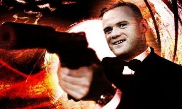 Wayne Rooney όπως λέμε… James Bond
