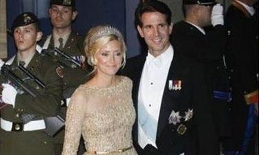 Με τιάρες στον γάμο του πρίγκιπα Γκιγιόμ!