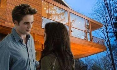 Μέσα στο γυάλινο σπίτι του Twilight