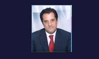 Άδωνις Γεωργιάδης για σάτιρα: Ποιος τον στεναχώρησε και ποιους ευχαριστεί;