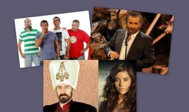 Λαζόπουλος-«Ράδιο Αρβύλα»-Τουρκικές σειρές: Ποιο πρόγραμμα βγήκε κερδισμένο