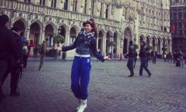Κατερίνα Στικούδη: Το ταξίδι της στις Βρυξέλλες
