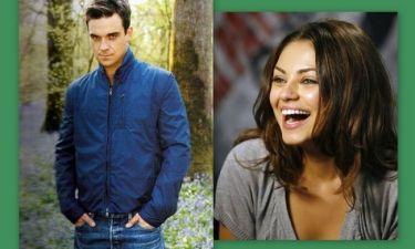 Robbie Williams: «Περιμένω τη Mila στο κοντινότερο ξενοδοχείο»