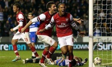 Δείτε τι έπαθαν οι τηλεθεατές του Reading-Arsenal