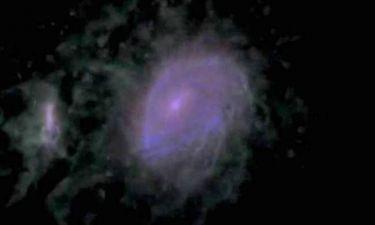 Εντυπωσιακό βίντεο: Η γέννηση ενός Γαλαξία