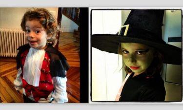 Μαρσέλο-Καγεχόν: Τα παιδιά τους γιορτάζουν το Halloween