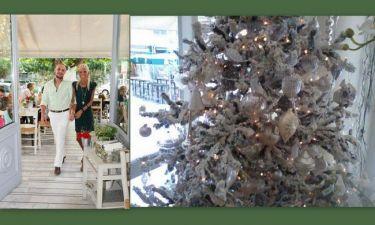Η χριστουγεννιάτικη έκπληξη της Νανάς Καραγιάννη στον σύζυγό της