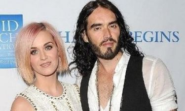 To απίστευτο δώρο που έκανε ο Russell Brand στην Katy Perry για τα γενέθλιά της