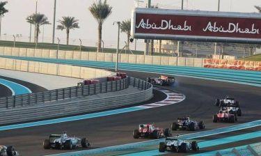 «Formula 1»: Απευθείας μετάδοση του Grand Prix από το Άμπου Ντάμπι