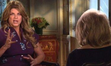 Kirstie Alley: Ο John Travolta ήταν η αγάπη της ζωής μου