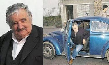Jose Mujica: Ο πιο φτωχός πρόεδρος σε όλο τον πλανήτη