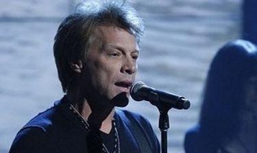Ο Jon Bon Jovi μιλά για τις καταστροφές από τον τυφώνα