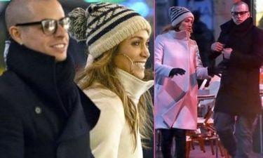 Jennifer Lopez: Έξοδος για ψώνια στην Κοπεγχάγη
