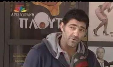 Μιχάλης Ιατρόπουλος: «Αν δεν παίρνω χρήματα έναντι δεν πρόκειται να ξανά δουλέψω»