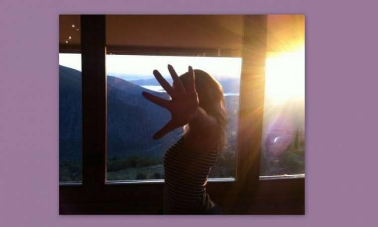 Ποιο κορμί φωτογραφήθηκε με φόντο το ηλιοβασίλεμα; (φωτό)