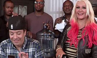 Christina Aguilera: Με το νέο της τραγούδι στον Jimmy Fallon