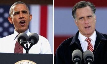 Εκλογές ΗΠΑ: Ομπάμα ή Ρόμνεϊ;