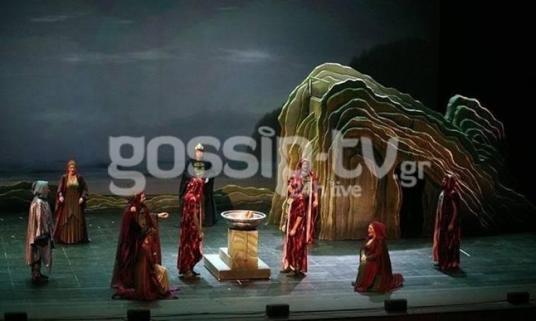 «Ο Ιάσωνας και η Αργοναυτική εκστρατεία» σε σκηνοθεσία Κάρμεν Ρουγγέρη