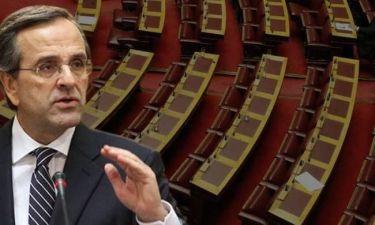 Κατέλυσαν τη Δημοκρατία στο Κοινοβούλιο!
