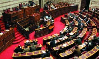 Κατατέθηκε στη Βουλή το πολυνομοσχέδιο των μέτρων