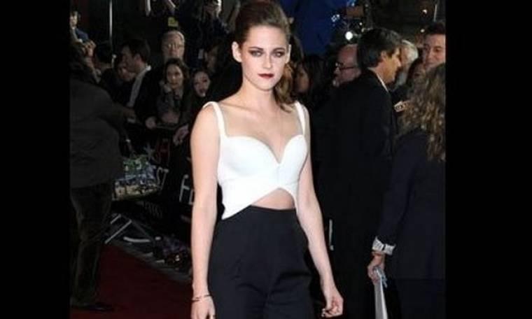 Kristen Stewart: «Απεταξάμην» τα κοντά φουστανάκια