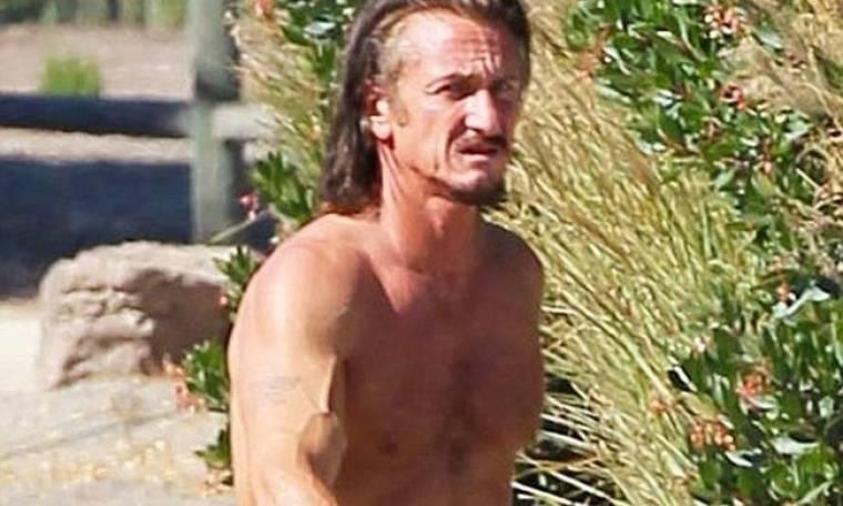 Sean Penn: Στα πλατό της νέας του ταινίας