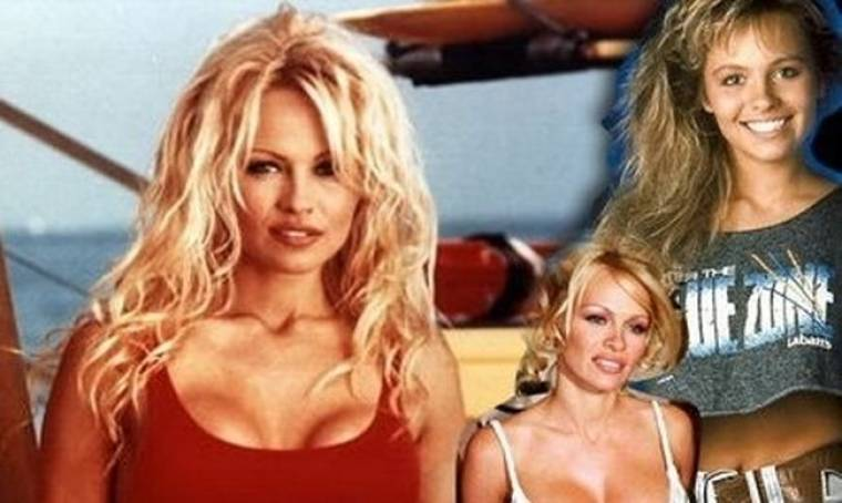 Pamela Anderson: το πιο καυτό κόκκινο μαγιό που πέρασε ποτέ από τις οθόνες μας