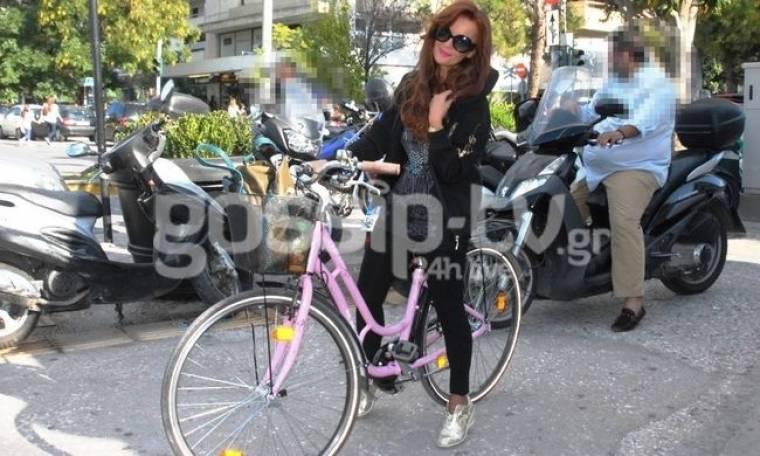 Χρυσηίδα Δημουλίδου: Είχα το όνειρό μου, το ποδήλατό μου….!