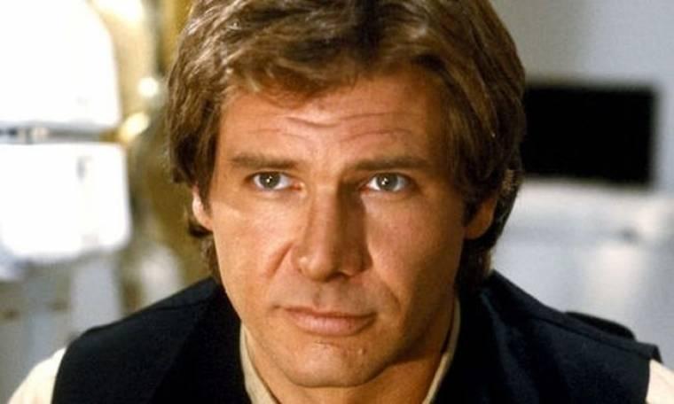 Ο Harrison Ford είναι έτοιμος για το ρόλο του Han Solo και πάλι