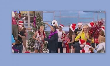 «Πρωινό mou»: Έκαναν πρεμιέρα και έφεραν τα Χριστούγεννα!