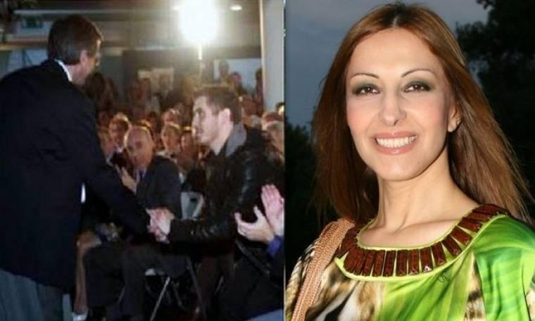 Έξαλλη η Σαμίου: «Άσε ρε Χατζηγιάννη το επαναστατικό τραγούδι...μετά τις υποκλίσεις στο Σαμαρά, δεν ταιριάζει!»